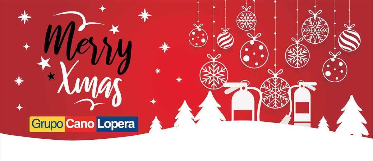 Tarjeta Navidad Cano Lopera