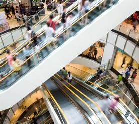 Centros comerciales y grandes superficies
